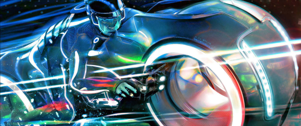 Cover image for Tron game 🏍️ - A Combinatorial search in python