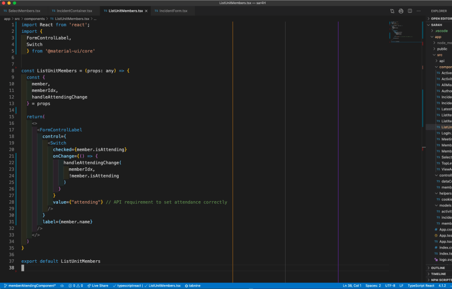 Pretty Code. Not too wide. Just right.