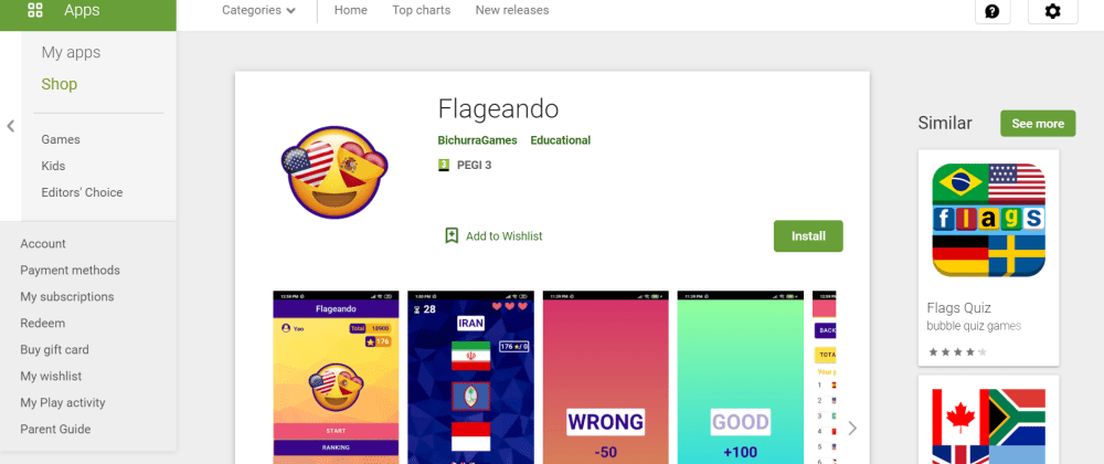 Cover image for Android Game with Angular Ionic