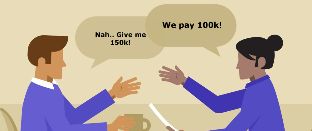 Cover image for What salary negotiation tips have you learned?