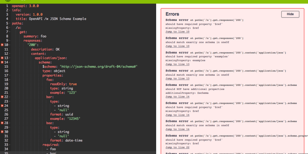 Tired of json-schema, try dry-validation - DEV Community