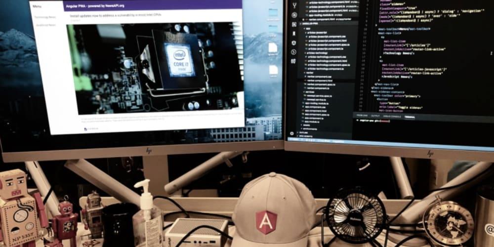 Build a Progressive Web App with Angular - DEV Community