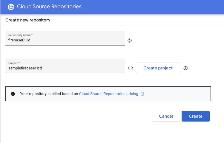 Cloud Source Repo