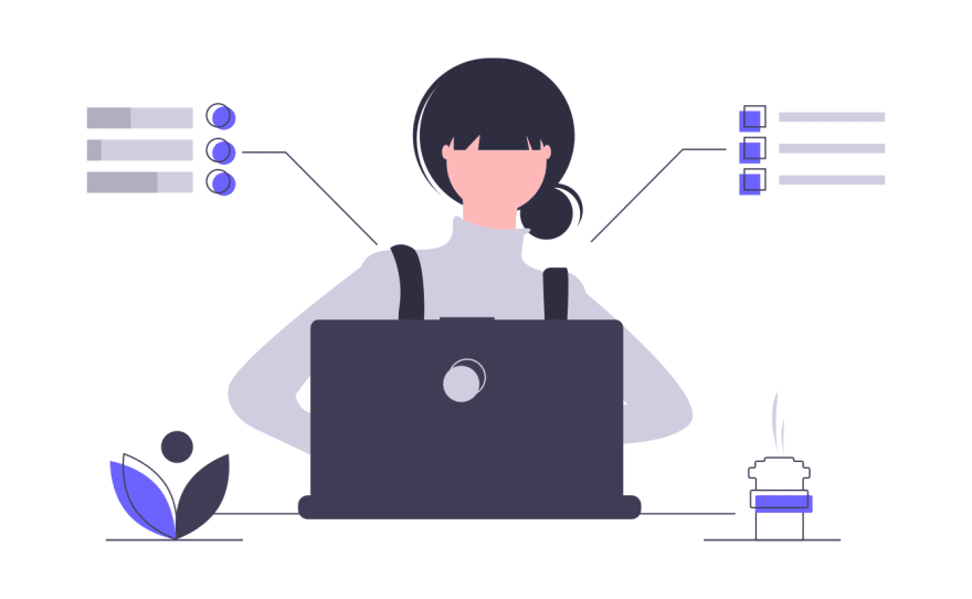 Developer focusing
