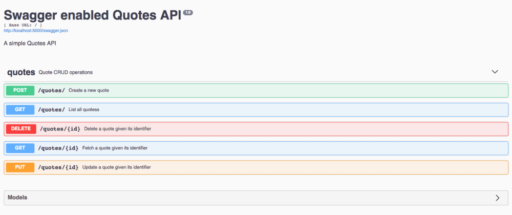 Cover image for Build Restful API with Swagger documentation