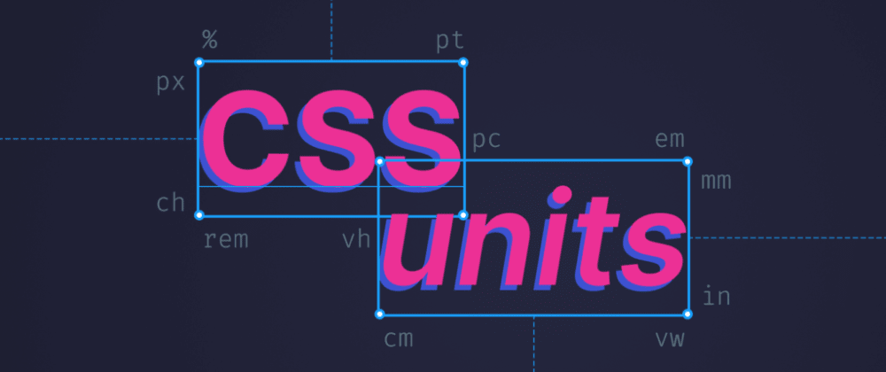 Cover image for Unidades de Medida en CSS: Fundamentos