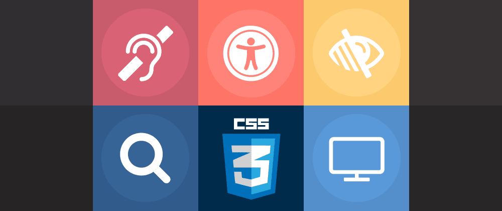 Cover image for 3 CSS Tricks to uncover Accessibility Issues