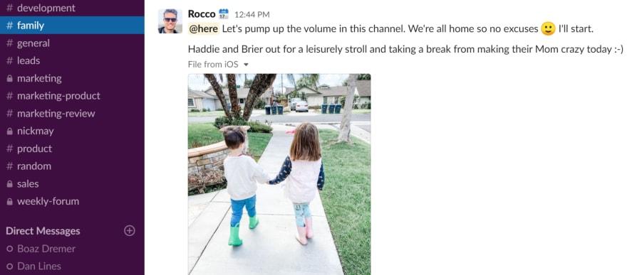 Rocco kids