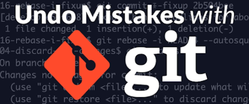 Cover image for Most Common Git Mistakes