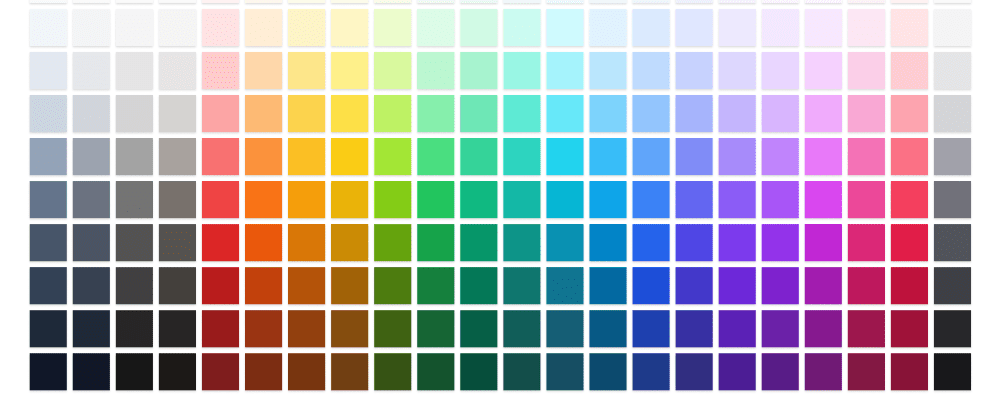 Cover image for How to use all TailwindCSS colors in your project