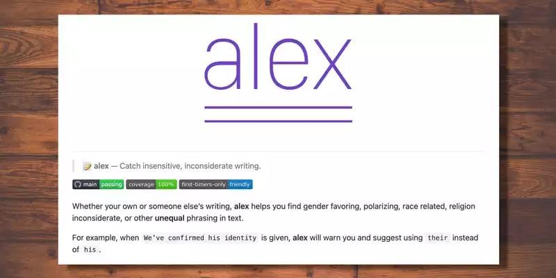 alex.js readme
