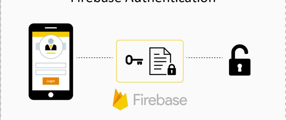 Cover image for Login via Firebase