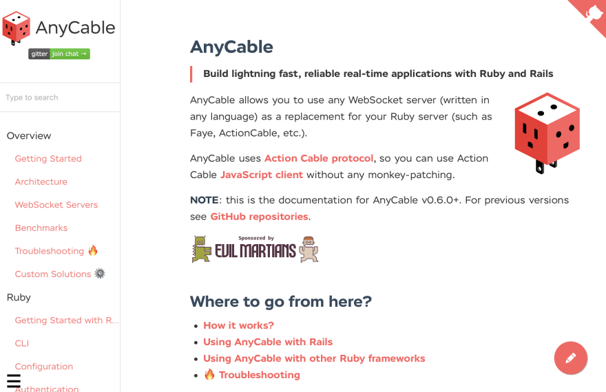 AnyCable docs
