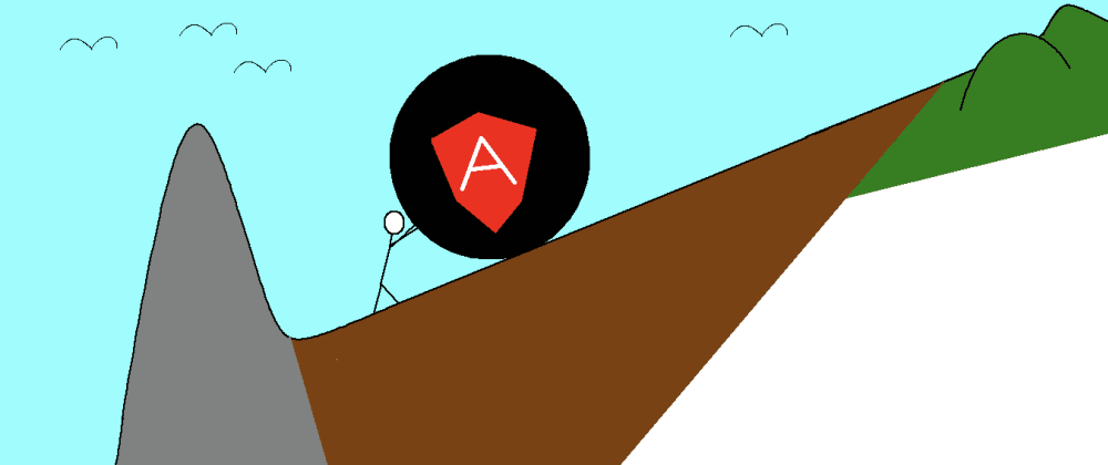 Cover image for How to create an Angular NavBar with a dynamic slider (and keep your sanity)