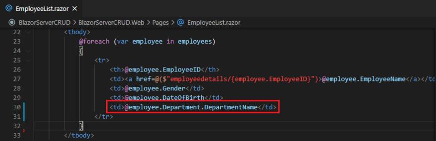 EmployeeList