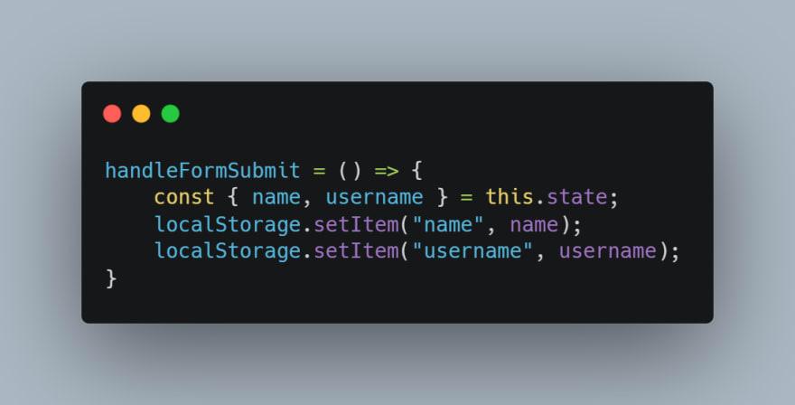 submit handler function