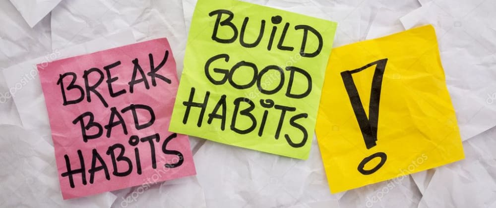 Cover image for How to Build Good Habits and Excel as a Junior Developer