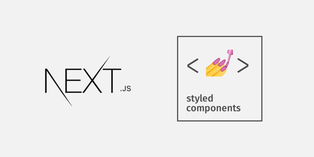 Next js + Styled Components The Really Simple Guide △ + 💅 - DEV