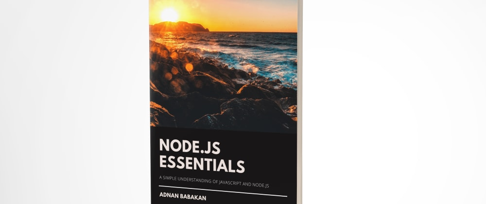 Cover image for NodeJS Essentials | Free E-Book