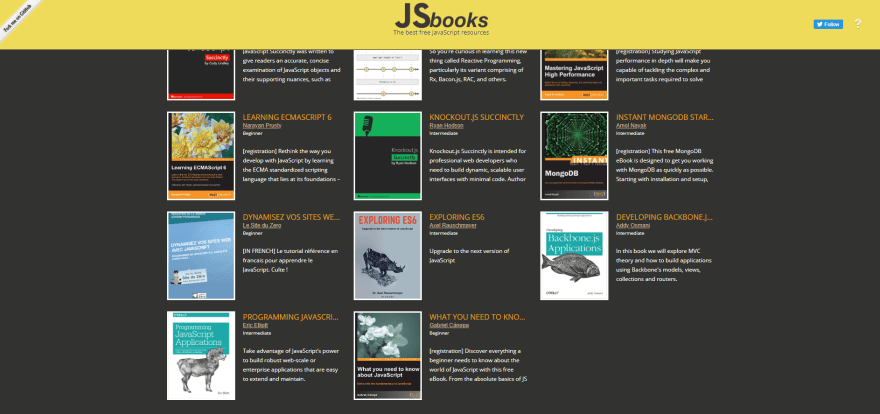 JS Books