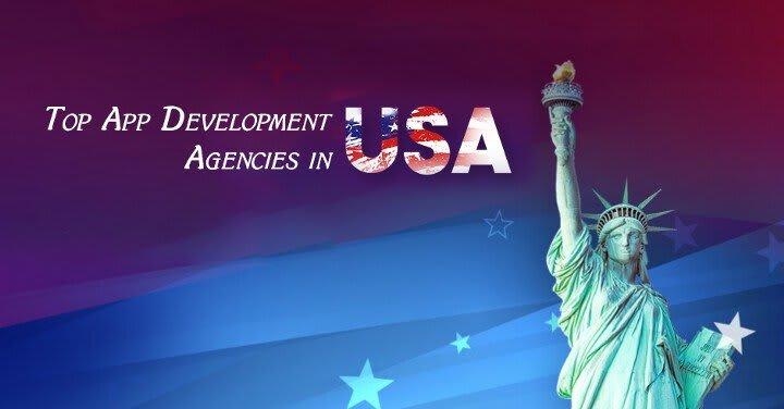 Top 5 Mobile App Development Agencies in USA