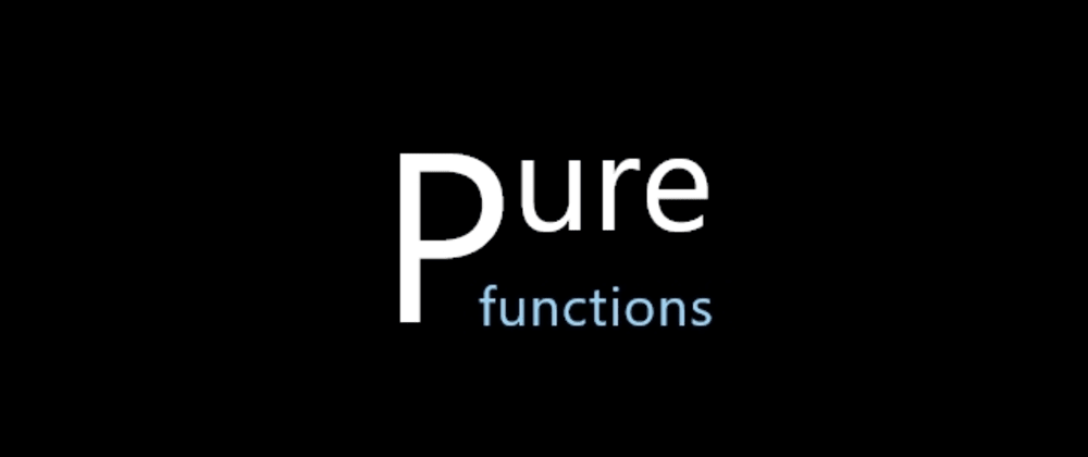 Cover image for Functions: Am I pure?