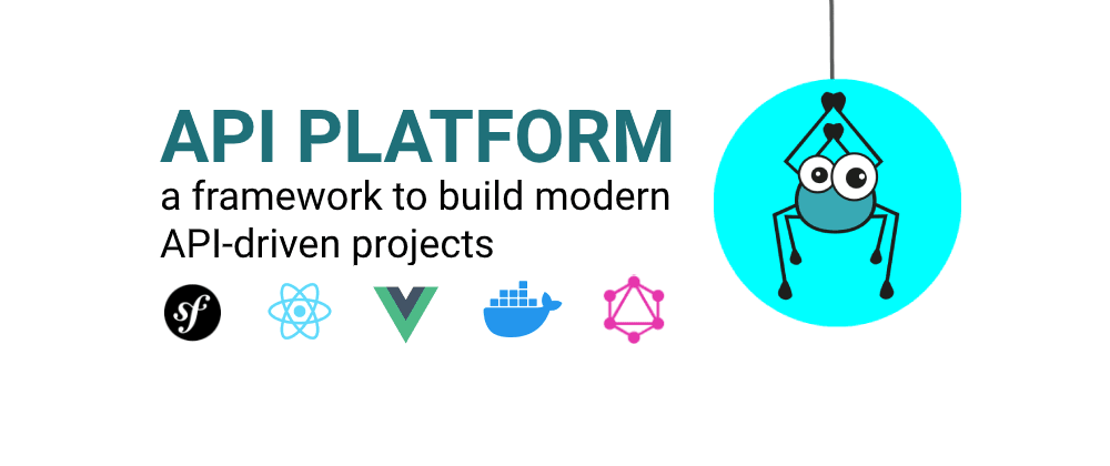 Cover image for API PLATFORM - a framework to build modern API