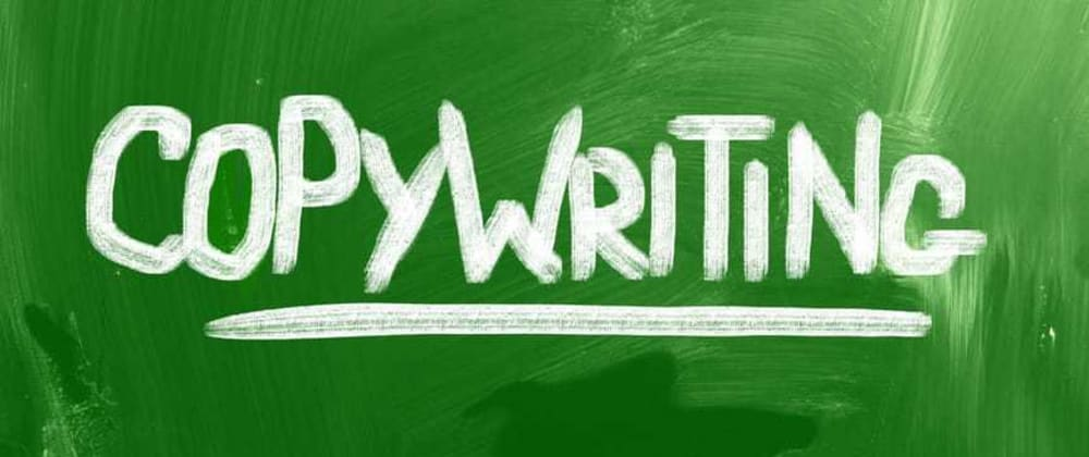 Cover image for Five Quick Tips for Aspiring Copywriters