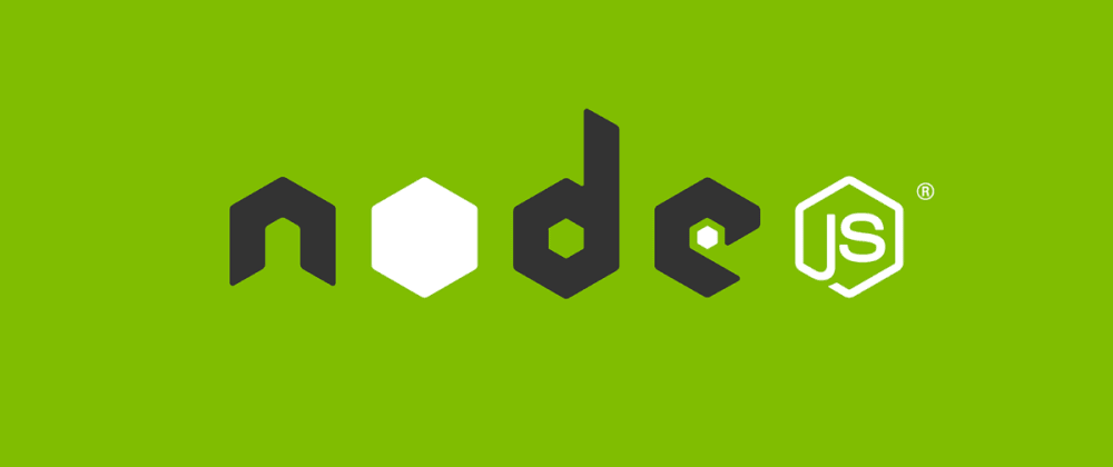 Cover image for a short history of node