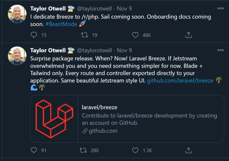 Taylor Tweet