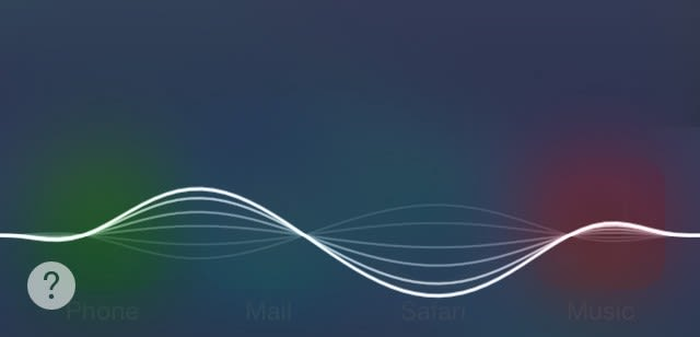 Siri wave-form in iOS 7/8