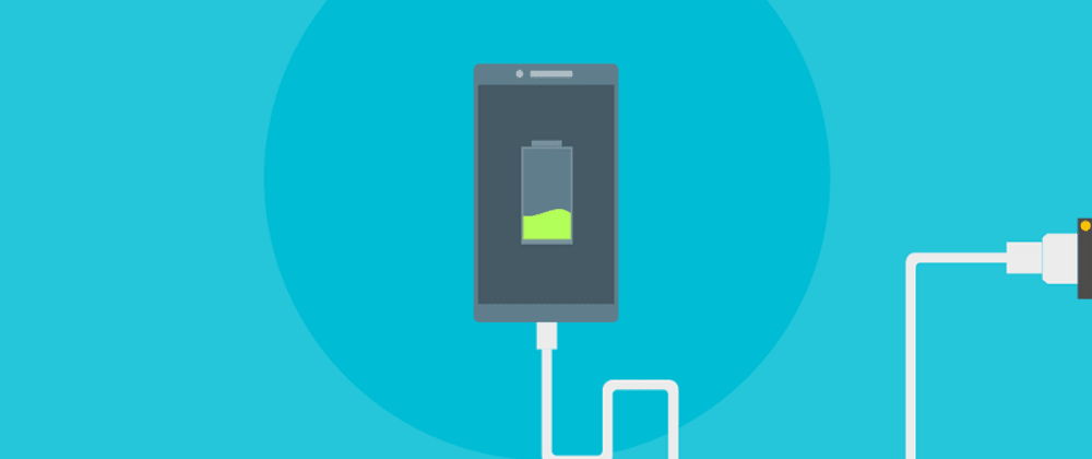 Cover image for Save your phone's battery by being notified whenever it's full