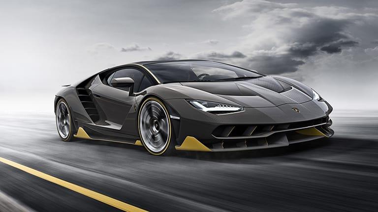 Centenario Lamborghini