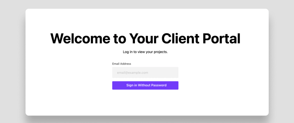 Cover image for Build a Custom Client Portal on Airtable Using Sync Inc with React
