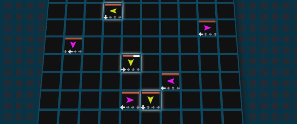 Cover image for Backshot Tactics - A Multiplayer Game for js13kGames