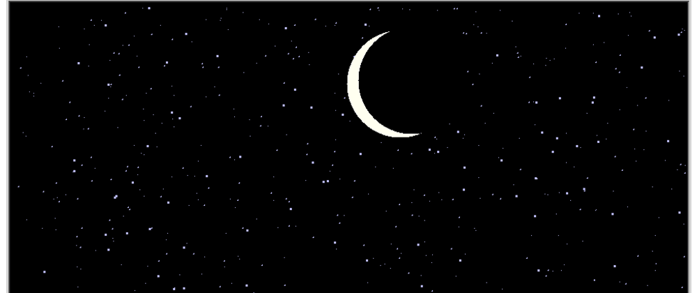 Cover image for Starry Night with Python Turtle
