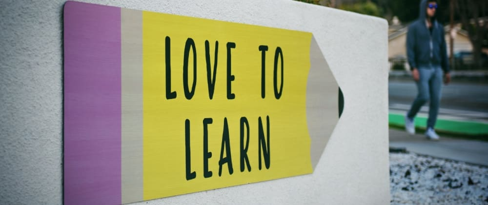 Cover image for How we learn...