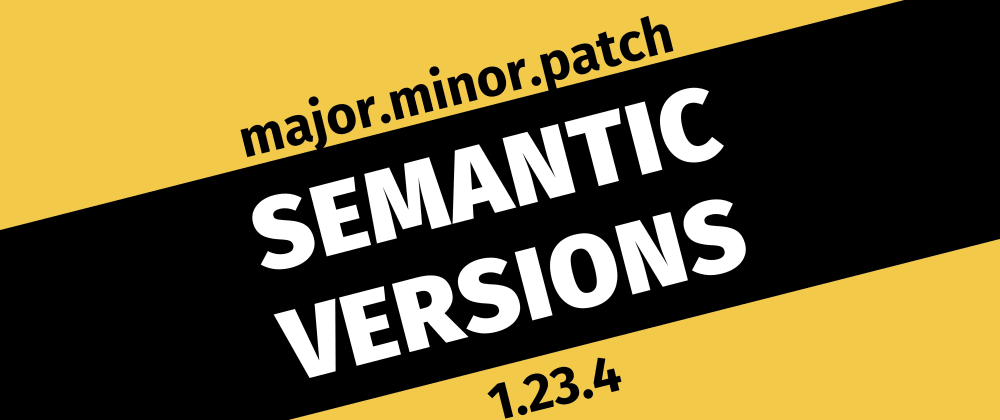 Cover image for An Introduction to Semantic Versioning