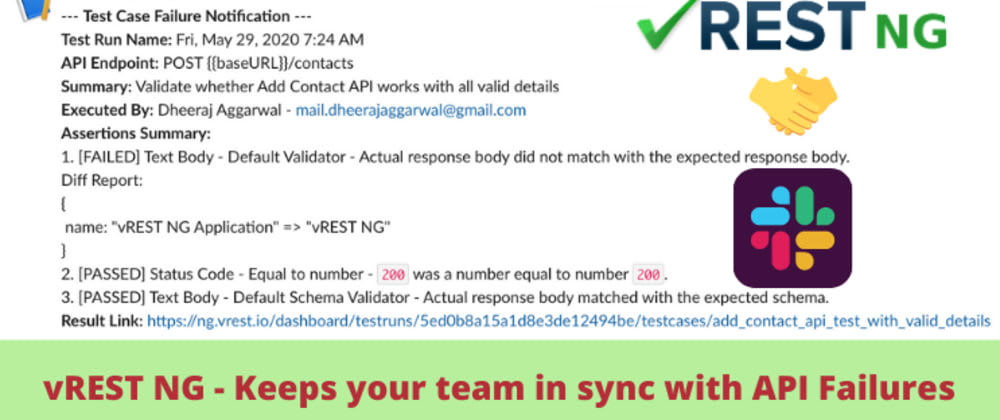 Cover image for Keep your Team in sync with API Status