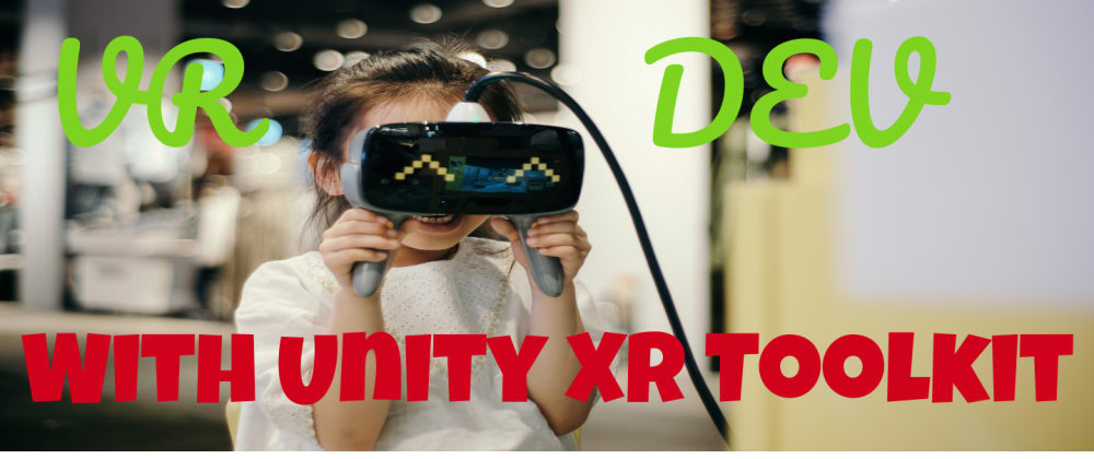 Cover image for Set up Unity XR Interaction Toolkit for VR Development: Important Points to Note