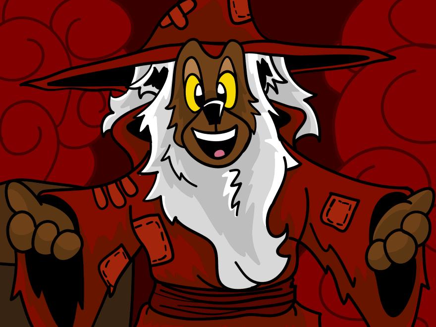 Excited Crimson