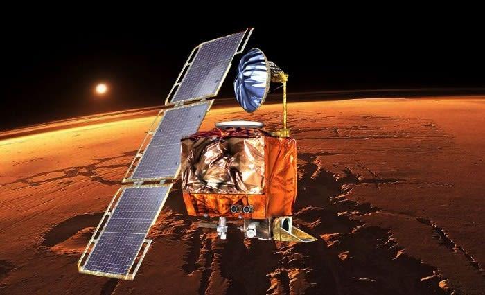 Mars Probe
