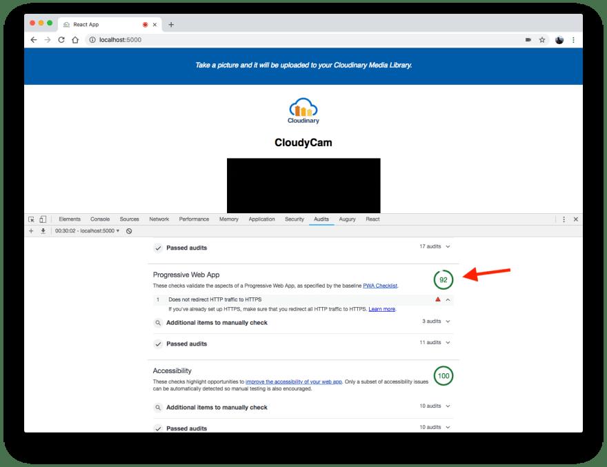 Auditing CloudyCam (2)