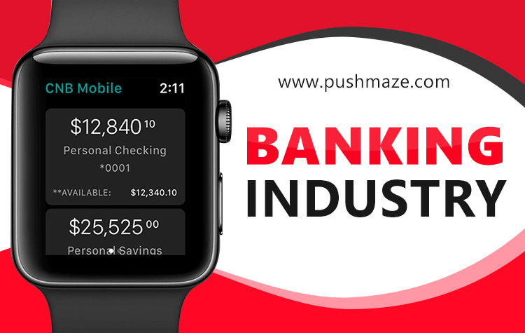 Push Notifications Usages in Banking Industry