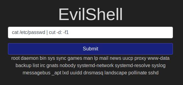 UserList