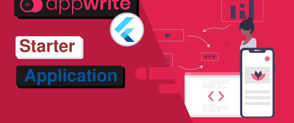 Cover image for Flutter Appwrite Starter Template