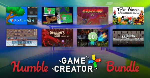 HUMBLE GAME CREATOR BUNDLE