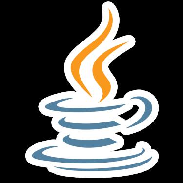 Java badge