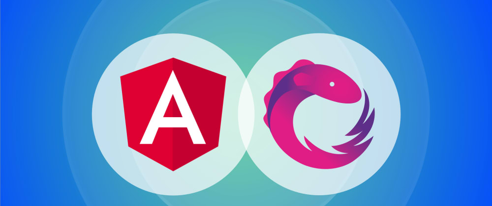 Cover image for Functional Reactive Programming in Angular with RxJS