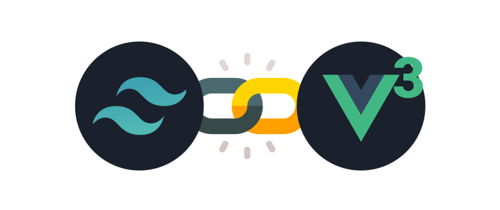 Cover image for Vue 3.x + Tailwind CSS 2.x (from CDN)